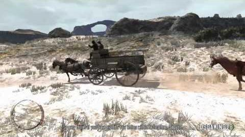 Red Dead Redemption Walkthrough - x360 - 035 - Cowards Die Many Times