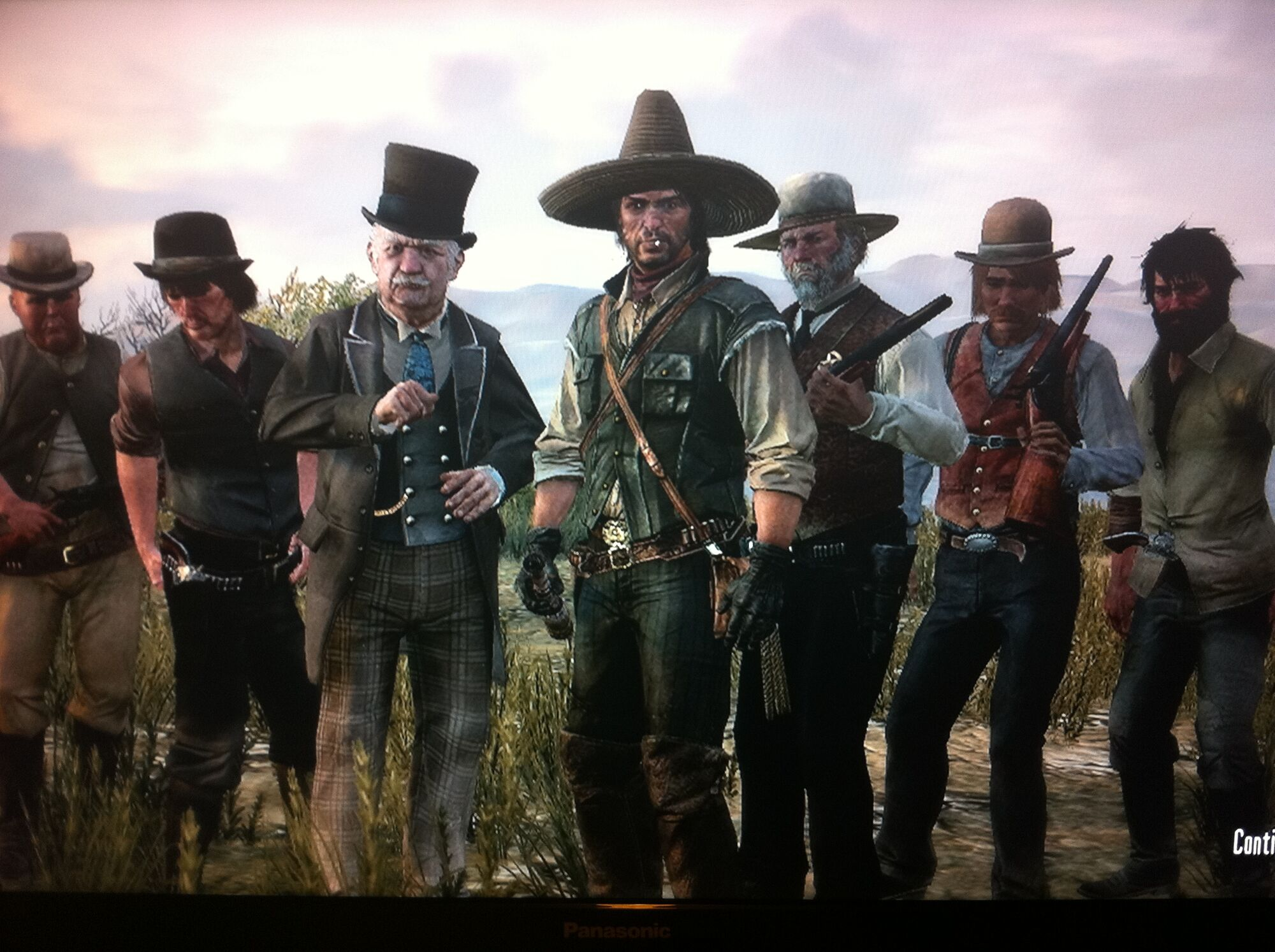 Bandito Outfit Red Dead Wiki FANDOM Powered By Wikia - Red dead redemption us marshal outfit map