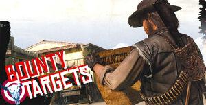 Rdr bounty targets