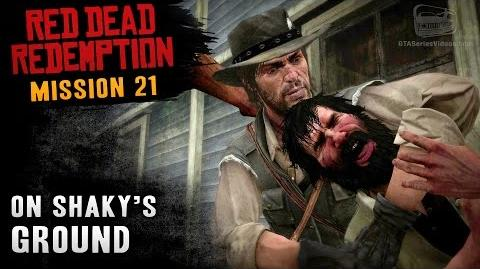 Red Dead Redemption - Mission 21 - On Shaky's Ground (Xbox One)-0