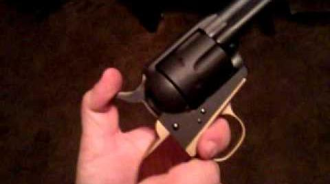 My Colt Peacemaker