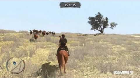 Red Dead Redemption Walkthrough - x360 - 054 - By Sweat and Toil