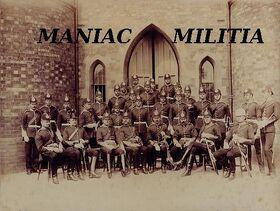 Maniac Militia TEXT