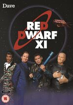 Red Dwarf Series XI DVD