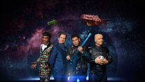 Red Dwarf XI Cast