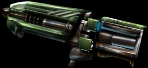 Weapon fusion launcher