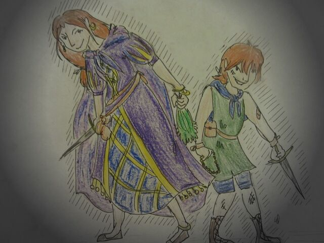 File:'Mother and Son'.JPG