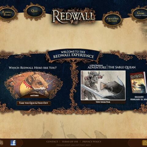 Redwall Experience, 2010