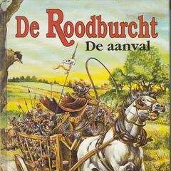 Dutch Redwall Hardcover Vol. 1