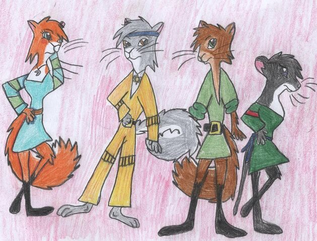 File:The Gang By Squirrelmaiden.jpg