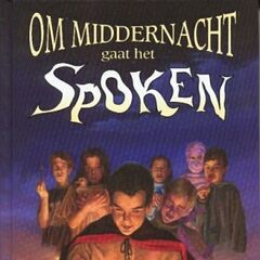 Dutch Seven Strange and Ghostly Tales Hardcover