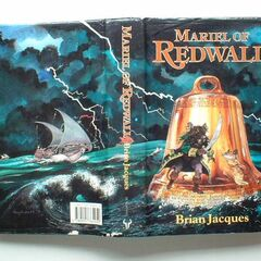 UK Mariel of Redwall Hardcover