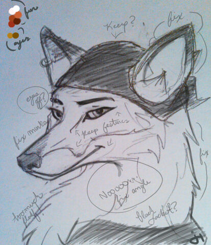 File:Fox Sketch.jpg
