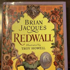 US Redwall 10th Anniversary Hardcover