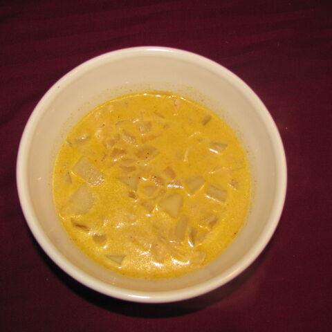 Hotroot soup