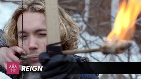 Reign - Cannon Fire Interview