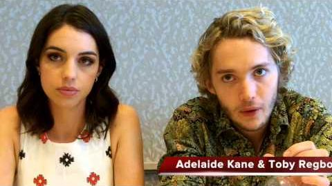 Adelaide Kane and Toby Regbo Talk REIGN Season 2-0