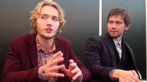 NYCC 2013 -- Toby Regbo & Torrance Coombs -- Fangirlish-0