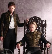 Reign Character - Sebastian & Francis