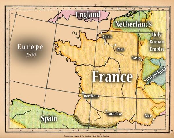 Europe - France