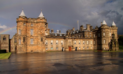 Holyrood-Palace