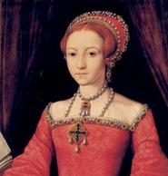 Princess Elizabeth of England