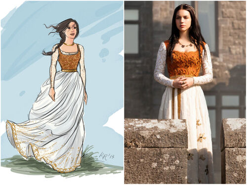 Fashion Style's of Reign 5