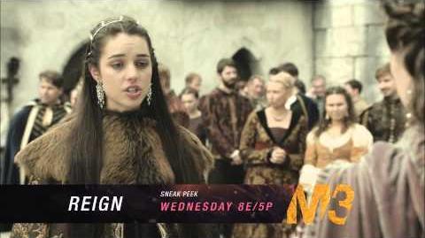 "M3 Reign - ""Drawn And Quartered"" Sneak Peek - Ep 2x02"