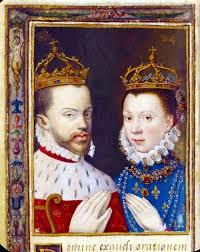 File:Phillip II & Elisabeth of Valois.png