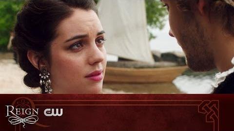 Reign In a Clearing Trailer The CW