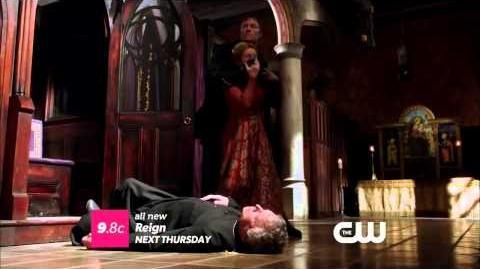 "Reign 1x20 PROMO ""Higher Ground"" HD) Reign S01E20 PROMO Season 1 Episode 20 PROMO"