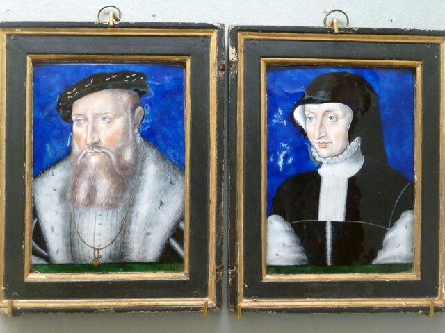 File:Claude of Lorraine & Antoinette de Bourbon.JPG