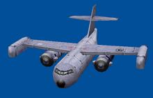 Boeing UH-86 Roamer Skinned Render