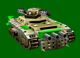 GLRF Scarab Supertank