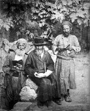 Jews in Jerusalem 1895