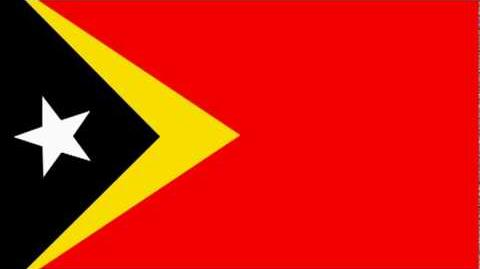 East Timor National anthem