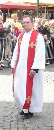 Albe Priester-Heilig Bloed