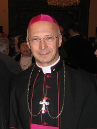Bishop Angelo Bagnasco (2005)