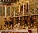 Visit to the Blessed Sacrament