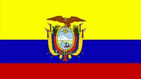 Ecuador National Anthem