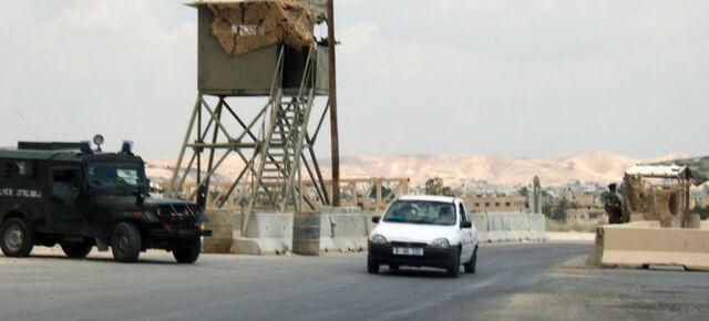 File:Jericho checkpoint 2005.jpg