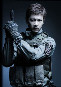 Chris Redfield - THE STAGE