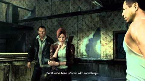 Resident Evil Revelations 2 all cutscenes - Episode 2 Preview