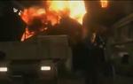 LeonrunningawayfromexplosionsRE6