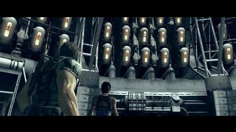 "Resident Evil 5 - Cutscenes 35 ""Experimental Facility"""