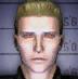 Resident Evil CODE Veronica Battle Game - Albert Wesker mugshot 1