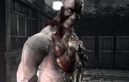 Resident Evil Umbrella Chronicles - Tyrant T-002