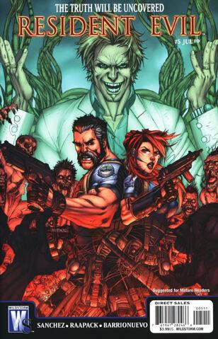 File:Resident Evil Vol 2 Issue 5.jpg