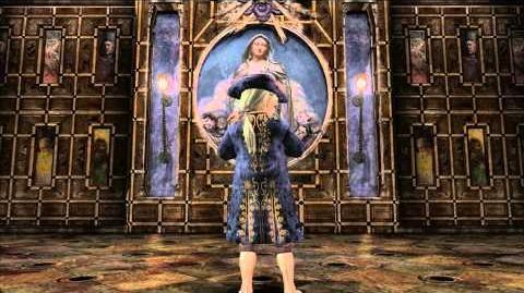 Resident Evil 4 all cutscenes - Chapter 4-1 scene 1