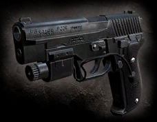SIG P226 (HG) | Resident Evil Wiki | Fandom powered by Wikia Sig 556 Resident Evil 5